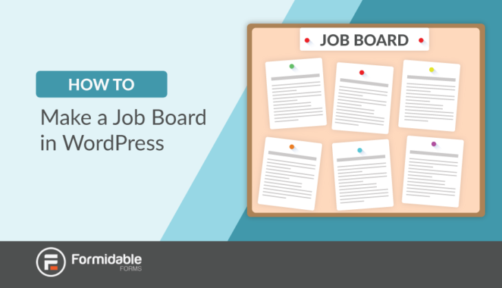 How to Make a Job Board in WordPress