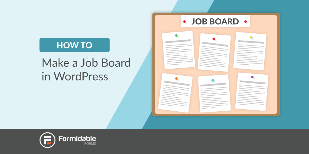 How to Make a Job Board in WordPress