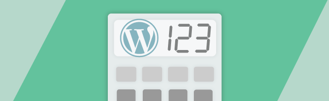 Who can use calculators in WordPress?