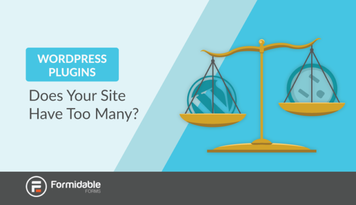 WordPress plugins - does your site have too many?