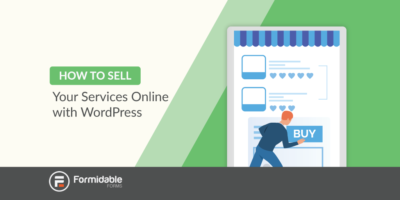 How to Sell Your Services Online with WordPress