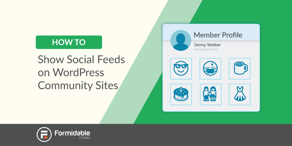 How to Show Social Feeds on WordPress Community Sites
