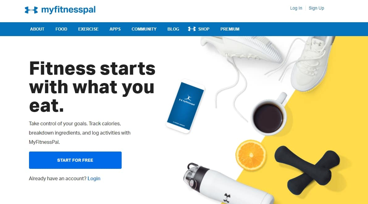 myfitnesspal by Under Armour