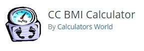CC BMI Calculator