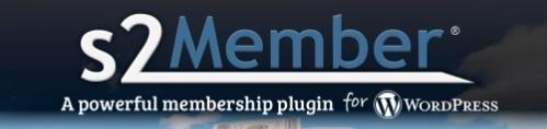 s2 member WordPress plugin
