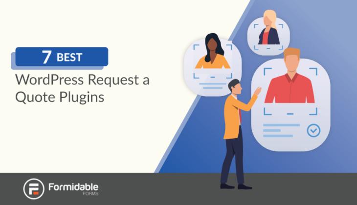Best WordPress Request a Quote Plugins