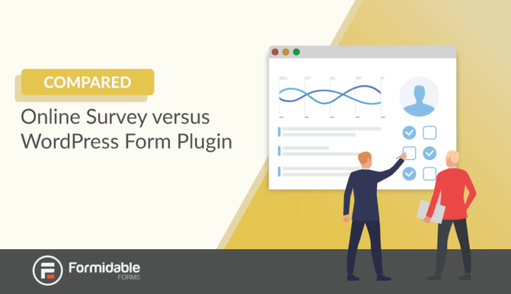 Online Survey vs WordPress Form Plugin Compared