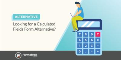 Calculated Fields Form Alternative for WordPress