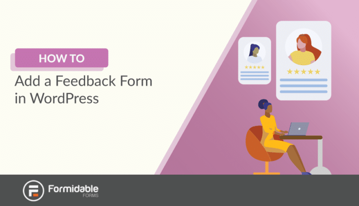 How to add a feedback form in WordPress