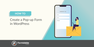 How to Create a Pop-up Form in WordPress