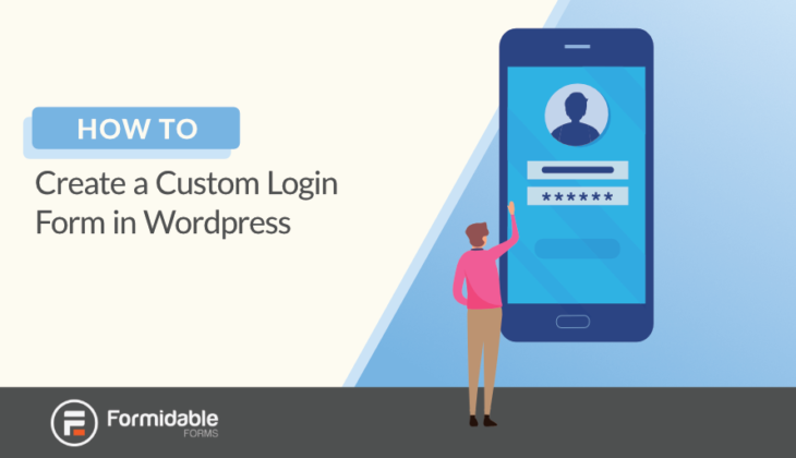 How to Create a Custom Login Form in WordPress
