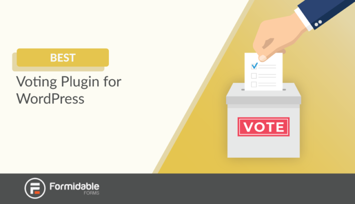 The best voting plugin for WordPress