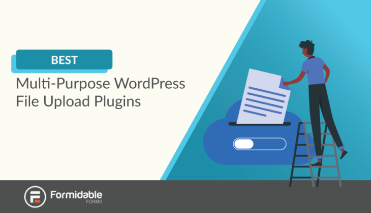 Best WordPress file upload plugins