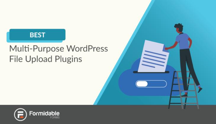 Best WordPress file upload plugins