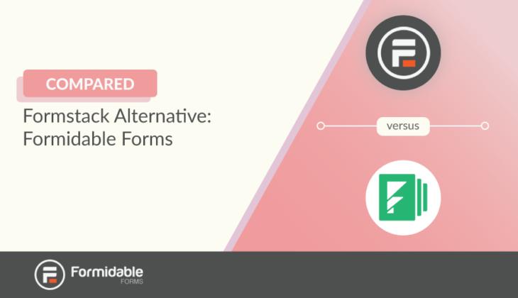 Formstack alternative compared