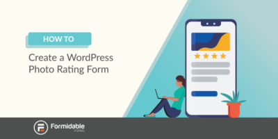 How to create a WordPress photo rating form