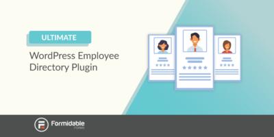 WordPress employee directory plugin
