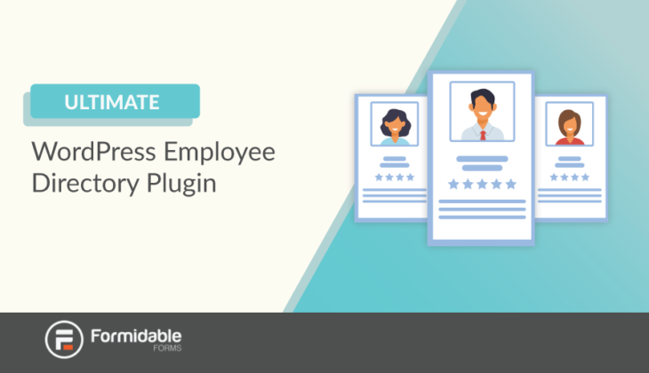 WordPress employee directory plugin