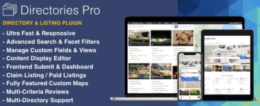 directory pro for wordpress