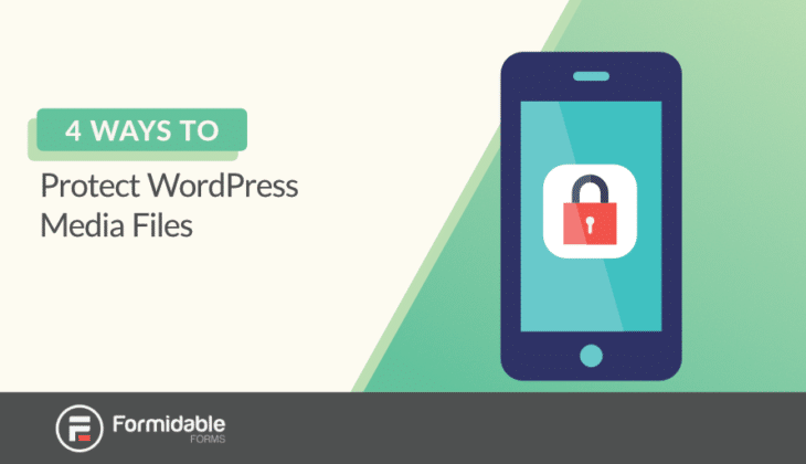 Protect WordPress media files