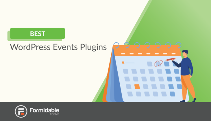 Best WordPress Events Plugins
