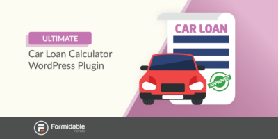 car loan calculator wordpress plugin