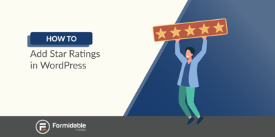 how to add star ratings in WordPress