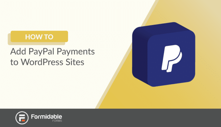 how to add PayPal to WordPress