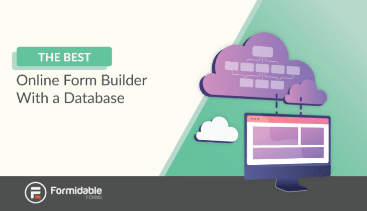 online form builder with database