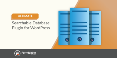 searchable database plugin for WordPress