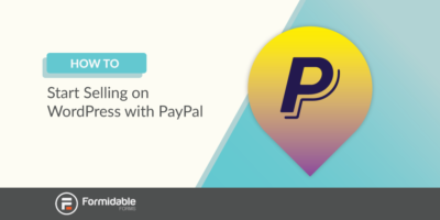 selling on WordPress with PayPal