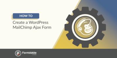 WordPress MailChimp ajax form