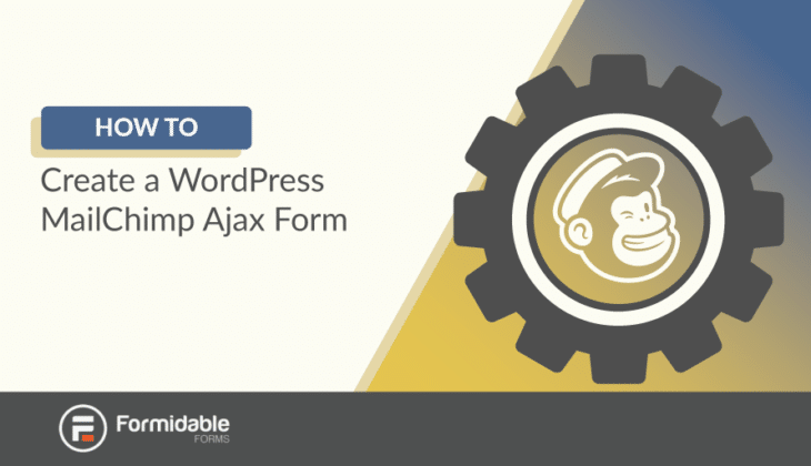 WordPress MailChimp ajax form