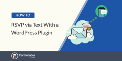 how to rsvp via text with a wordpress plugin