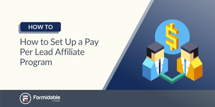 How to Make a Pay Per Lead Affiliate Program in WordPress