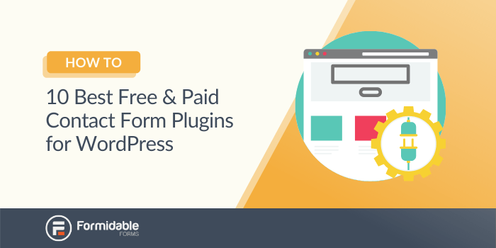 Best contact forms for WordPress