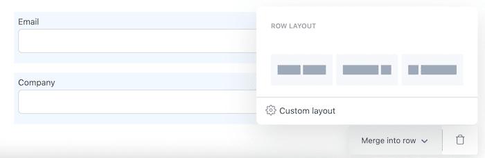 bulk edit form fields for form layout
