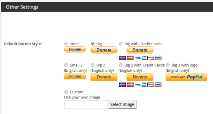 A WordPress PayPal integration offers many opportunities, including the ability to add donate buttons on your website.