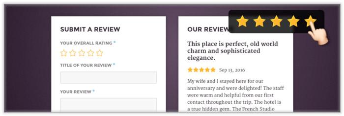 Site Reviews Plugin